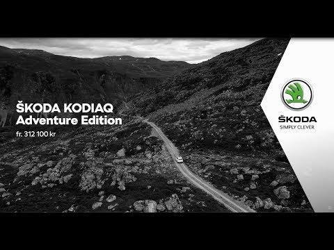 ŠKODA KODIAQ Adventure Edition