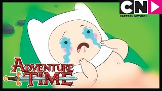 Adventure Time | Finn Makes Everybody Happy | Cartoon Network