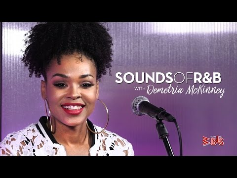 Demetria McKinney Performs New Single
