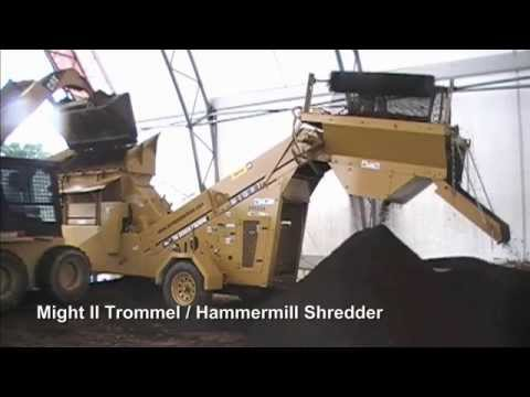 Might II Trommel Shredder Compilation