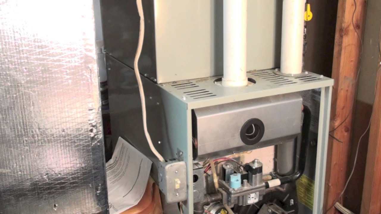 The Value Of Outside Combustion Air For Gas Furnaces Youtube