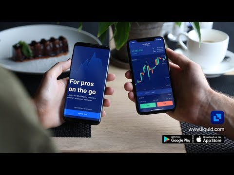 Liquid Pro provides a full suite of advanced trading features