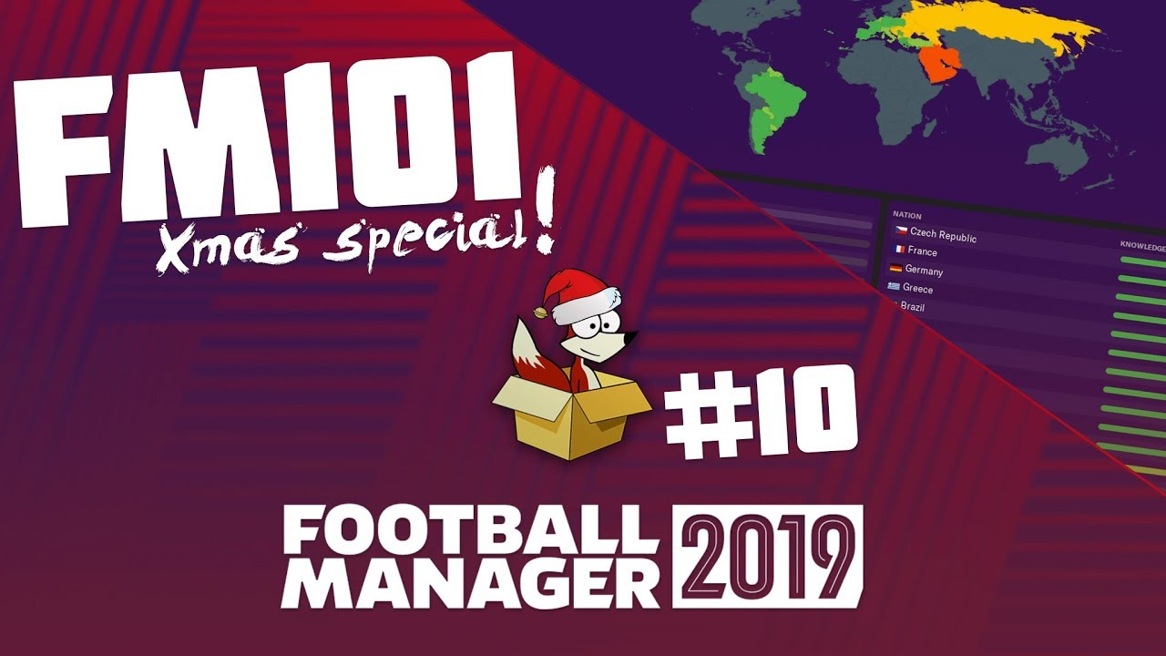 Football Manager 2019 - FM101, different scouting techniques / Tips, tricks & guides!