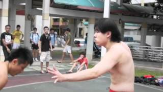 Super Star Steven Lim Basketball Challenge Epi 1 Vs Jordan Low! Share!