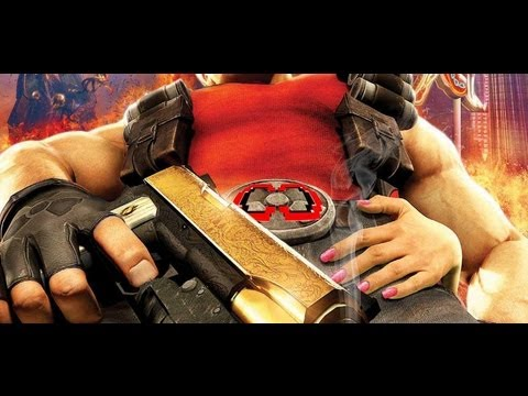 Duke Nukem Forever | Critique_Cruelle - YouTube
