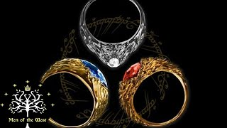 The Three Elven Rings of Power and Why they are Good- Middle-Earth Explained