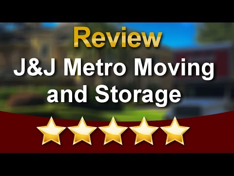 J&J Metro Moving and Storage Orlando Terrific 5 Star Review by Carissa R.