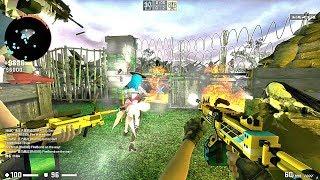 CS:GO · Zombie Escape Mod: ze_namviet_v6_1 map