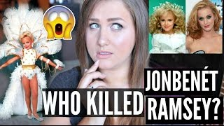 THE UNSOLVED MURDER OF JONBENÉT RAMSEY! IS SHE NOW KATY PERRY?