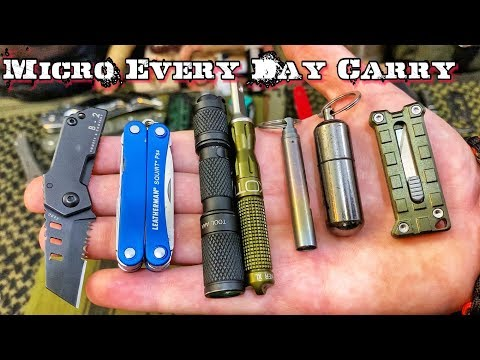 My Micro Every Day Carry - Weekly EDC Update