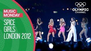 Spice Girls Reunion at London 2012 | Music Monday