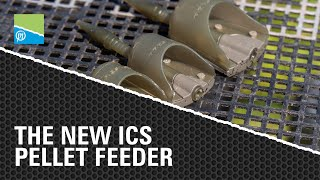 A thumbnail for the match fishing video The NEW ICS Solid Pellet Feeder | Preston Innovations