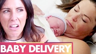 Joslyn Delivers Her Sister's Baby!!! (Beauty Trippin)