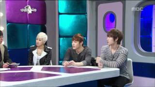 The Radio Star, K.Will(2), #10, 마야, 휘성, 케이윌(2) 20110504