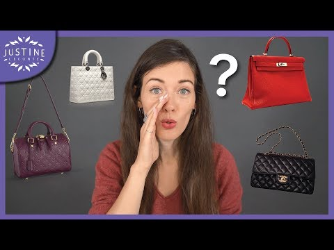 Video: 10 timeless handbags worth the investment ǀ Justine Leconte