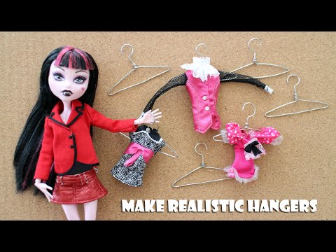 How to make a hanger making device and clothes hangers