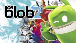 De Blob 2 Launch Trailer