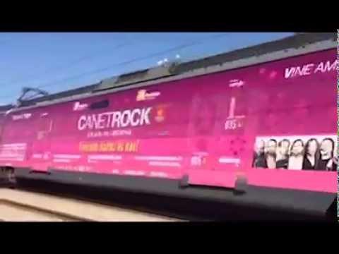 Tren Canet Rock