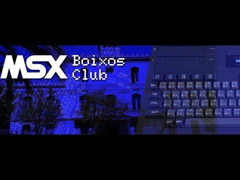 MSX soundtrack del juego Prisionero de Guerra (Prisoner of War) para MSX1