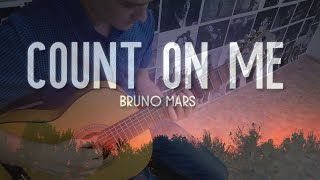 Count On Me - Mars Bruno Guitar