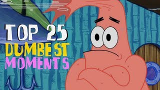 Funniest Moments Of Patrick Star Music Videos
