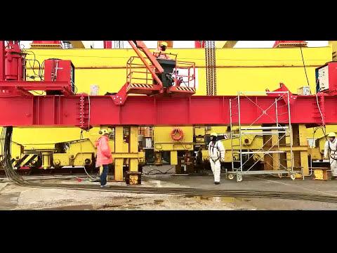 STS Crane Revamping - OMG BEDESCHI
