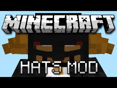 Minecraft: It May As Well Be TF2 (Hats Mod Showcase) - Smashpipe Games