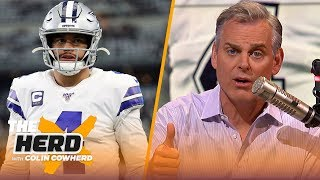 Dak Prescott is not a 'blank check guy,' no concerns with 49ers moving forward | NFL | THE HERD