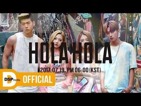 KARD 1st Mini Album 'Hola Hola' Preview