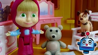 Masha and Bear Masha's House