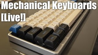 LIVE! Mechanical Keyboards - Keyboard cleaning / repair and other stuff