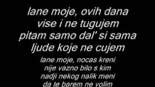 Zeljko Joksimovic Lane moje karaoke