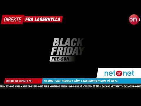 Direkte fra Lagerhylla: Black Friday