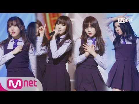 GFRIEND(여자친구) - Rough Comeback Stage M COUNTDOWN 160128 EP.458