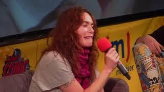 German Comic Con München 2019:  Lena Headey Panel Saturday
