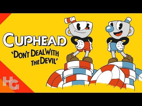 Cuphead (PC) Часть 2