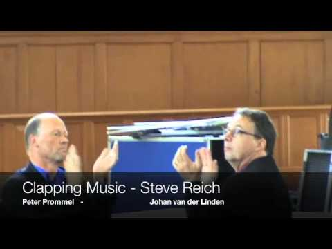 Clapping Music - Steve Reich