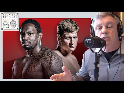 """Teddy Atlas on Dillian Whyte vs Alexander Povetkin - """"The Fight Is In Whyte's Hands"""" 