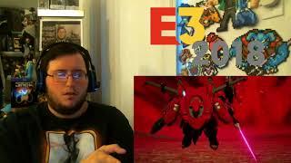 Daemon X Machina is Looking Slick! - Nintendo Direct E3 2018 LIVE Group Reaction