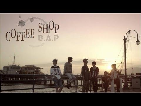 B.A.P 3rd Mini Album COFFEE SHOP Teaser