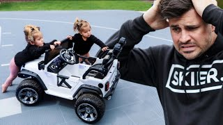 Taytum and Oakley's NEW CAR WAS A MISTAKE!