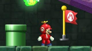 New Super Mario Bros. Wii: The Legend of Yoshi - Walkthrough - #21