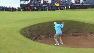 Top 5 fails from the final round of The Open | Golf Channel