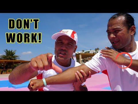 Wing Chun vs Filipino Martial Art Part 2 | Master Wong