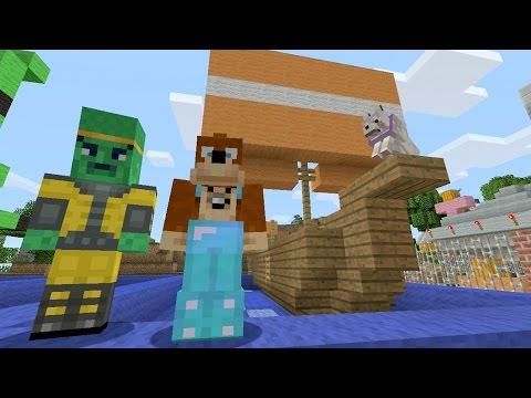 Minecraft Xbox - Tiny Boats [222]
