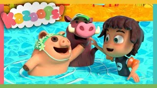 Kazoops!   Top Songs for Children   Animal Pals   Waterhole   Learning Through Music