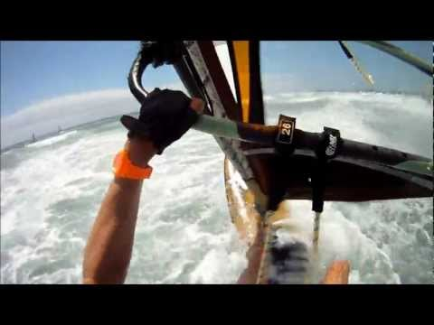 Windsurfing Pozo Gran Canaria - GoPro