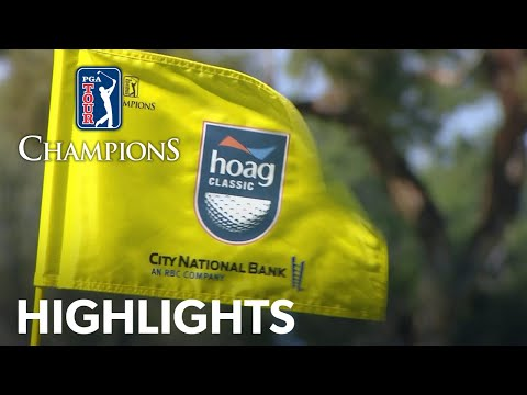 Highlights | Round 1 | Hoag Classic