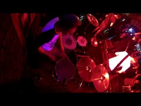 WIth Ink Instead Of Blood - Mike Enslin  Live (Drum cam)