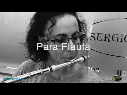 Mascarilla para Flauta